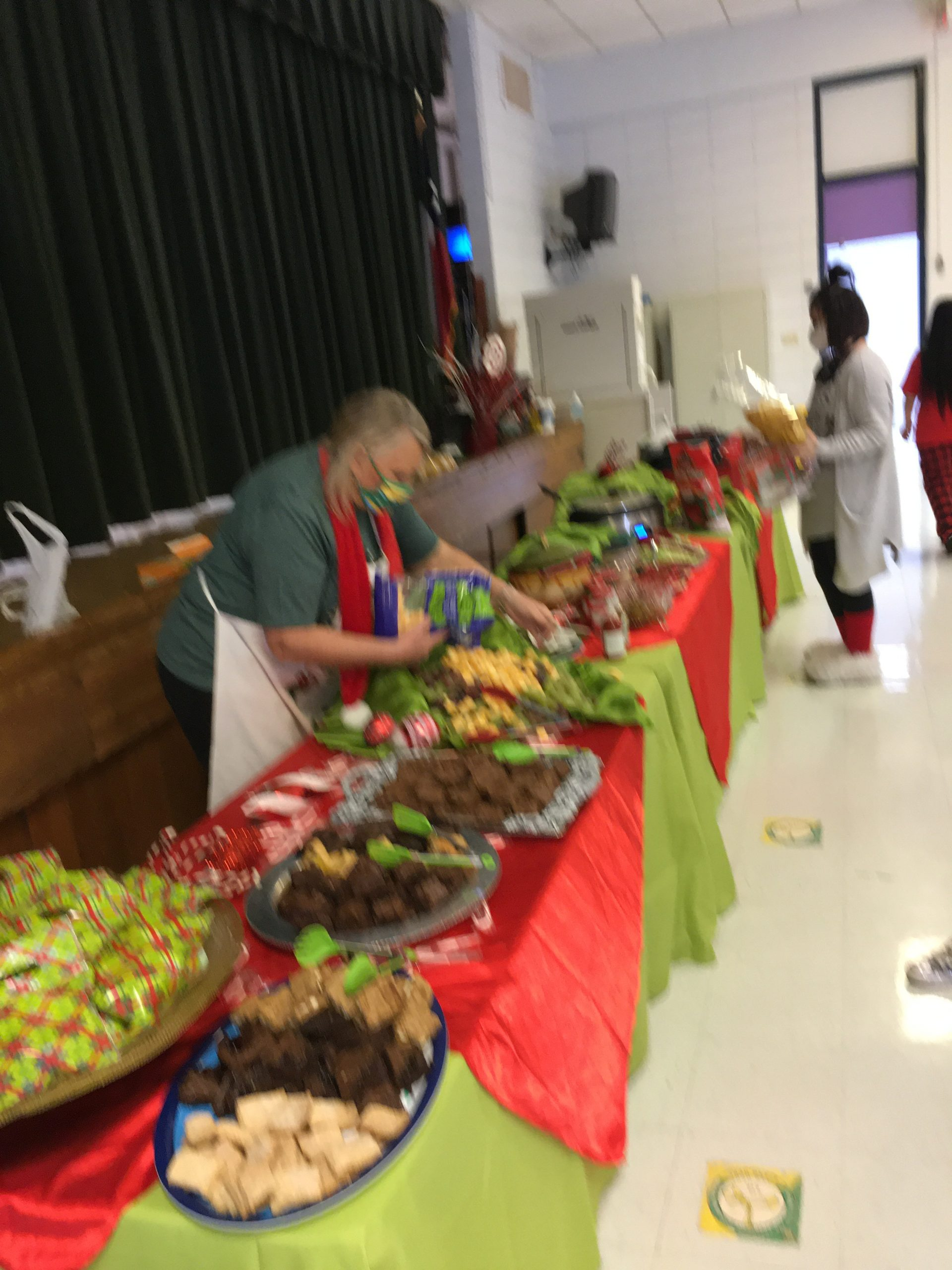 Luncheon for Haynes Faculty and Staff